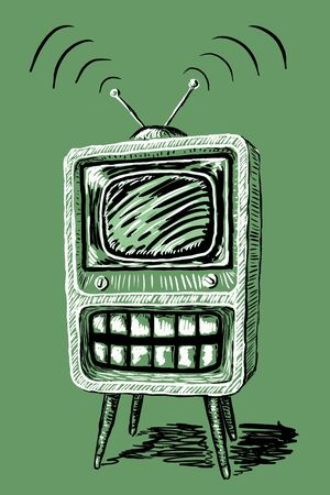 serial: Television