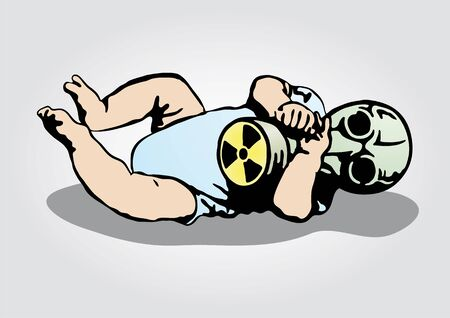 Nuclear nightmare Stock Vector - 10691756
