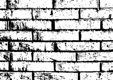 wand graffiti: Wand fleckig