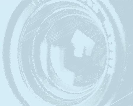 tele: tele background Illustration
