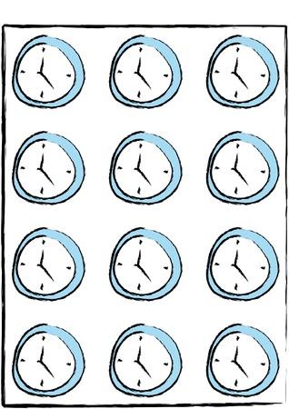 maturity: watches pattern