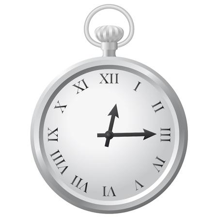 pocket watch Stock Vector - 10691741
