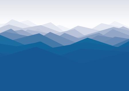 landscape background Stock Vector - 10691645