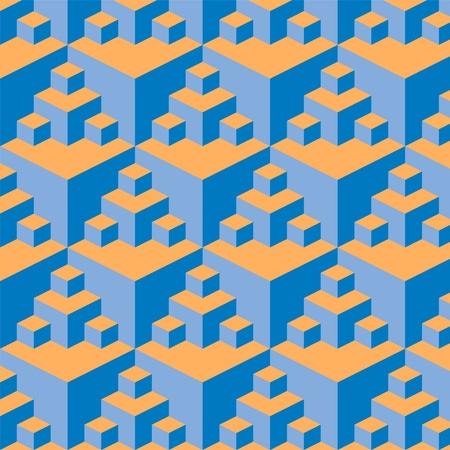 r�p�titif: Cubes de mod�le