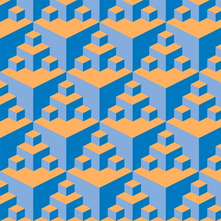 repetitive: Pattern cubes