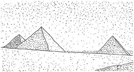 archaeology: Pyramids