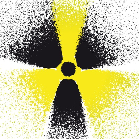 radiation Stock Vector - 10726257