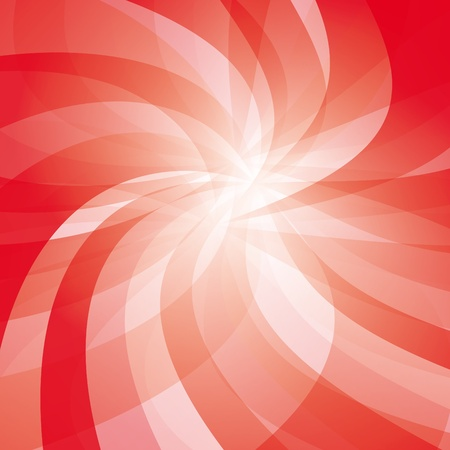 irradiation: abstract background Illustration