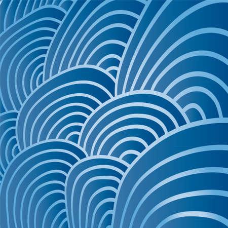 arcs: abstract background Illustration
