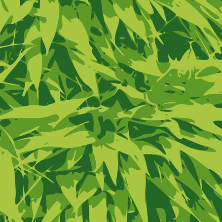 curvilinear: Grass background