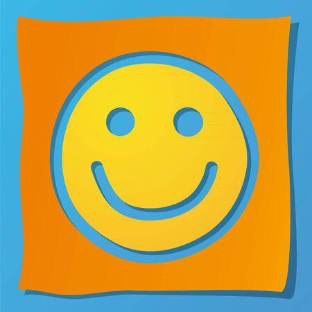 jovial: smile