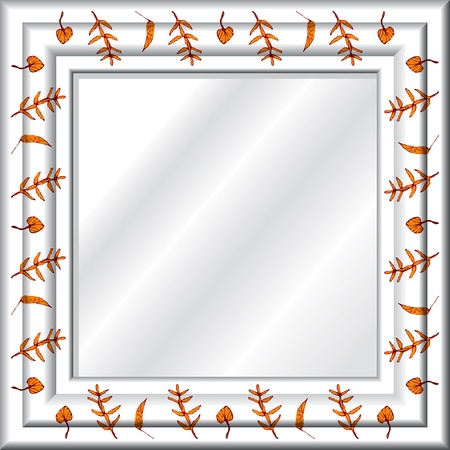 Mirror Stock Vector - 10736955