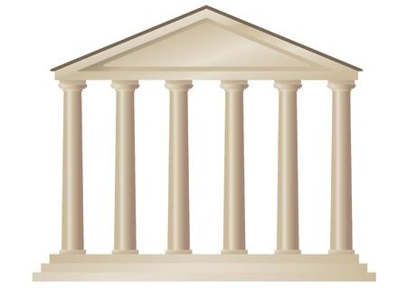 arte greca: tempio