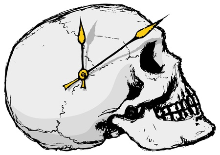 skull and bones: passing time
