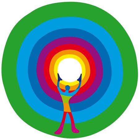 aspirace: Člověk a světlo