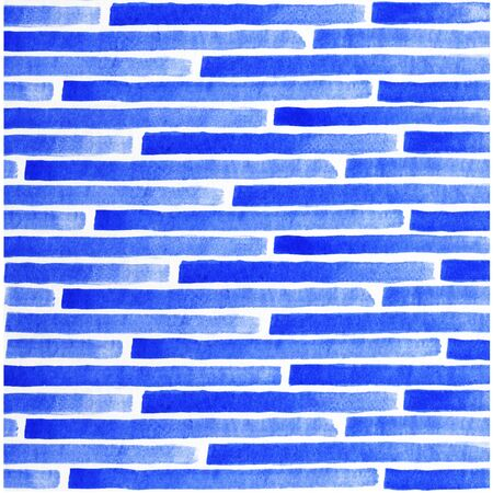 disappear: painted lines Stock Photo