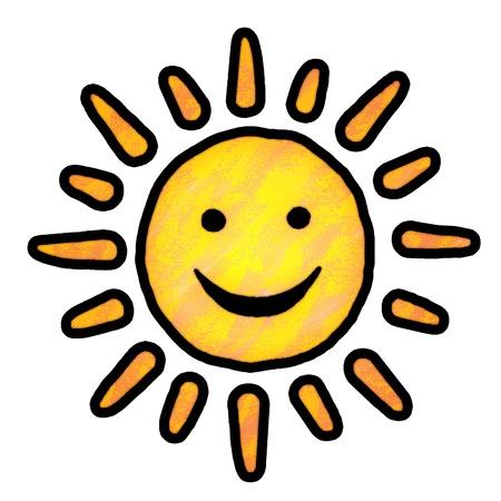 solar heating: sun painting