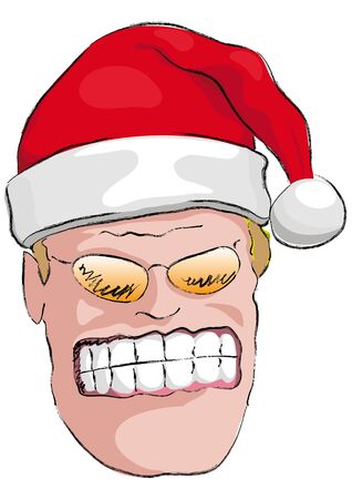 vile: Bad Santa Claus
