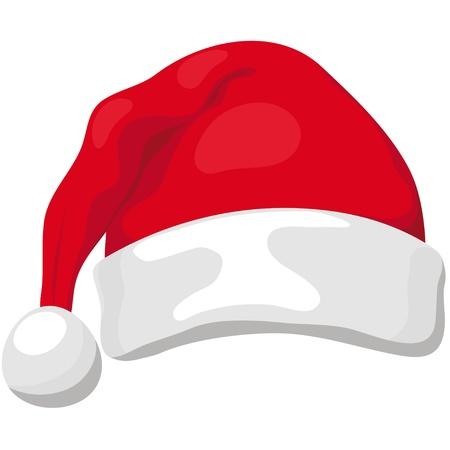 weihnachtsmann lustig: Santa Claus Hut