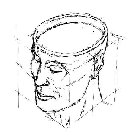 open mind: head
