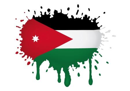 jordan: Jordan flag sketches