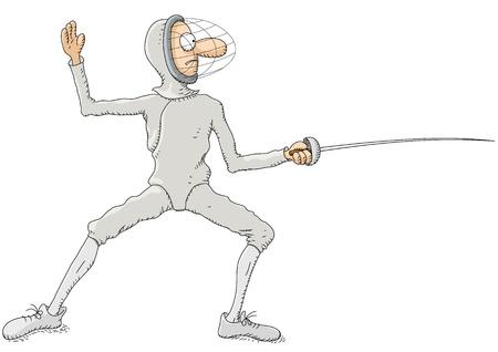 fencers: fencer