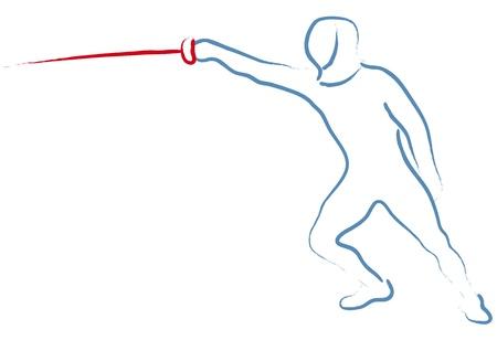 fencers: fencing