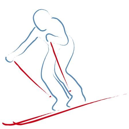 defiance: skier