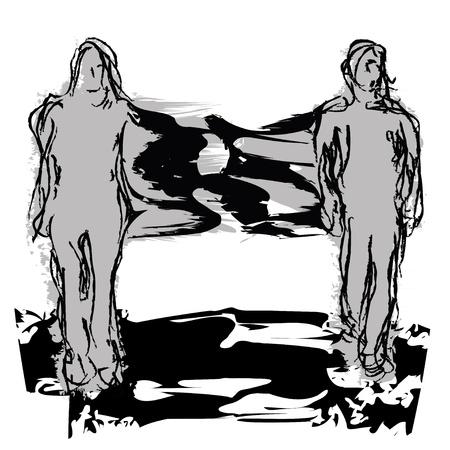detachment: separation