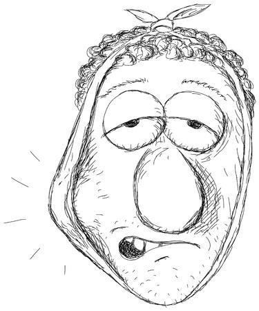 bad teeth: toothache