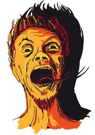 hellish: devil