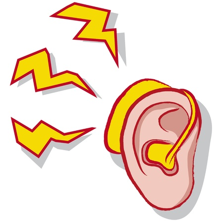 hearing aid Stock Vector - 14851379