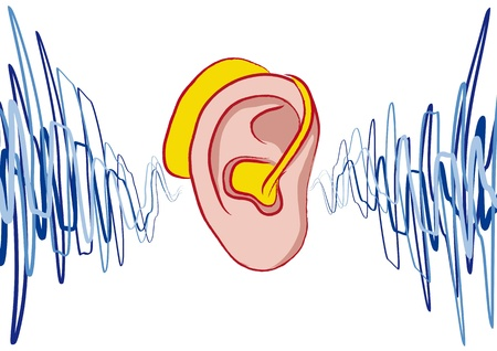 sensory perception: hearing aid