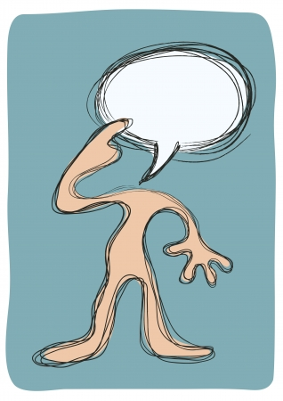 idea bubble: speech bubble