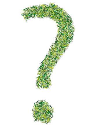 greening nature natural: green question