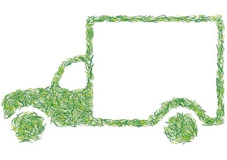 van grass