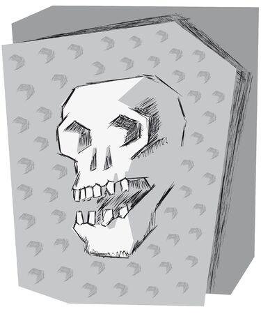 skull Stock Vector - 18075191