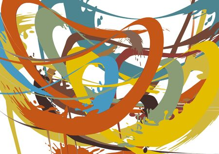 tinting: abstract background Illustration