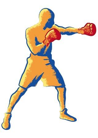 boxer: boxeador.