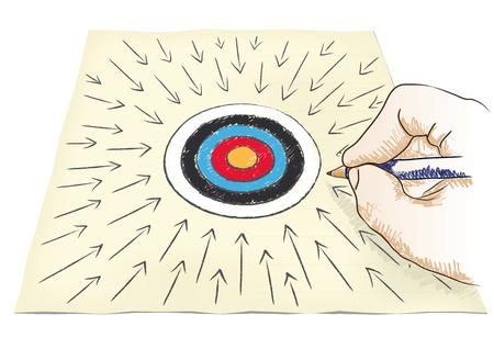 hand draws center