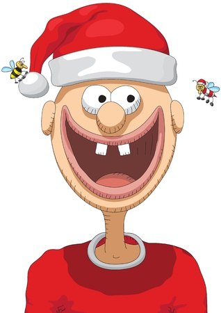 santa Claus Stock Vector - 21621200