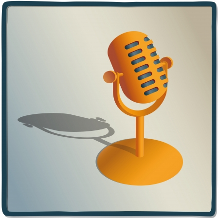 oration: microphone