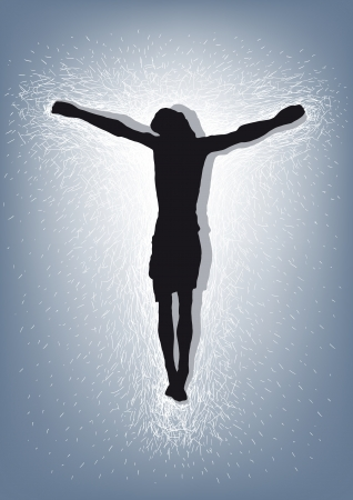 crucified: jesus crucified