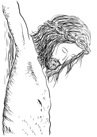 crucified: jesus crucified