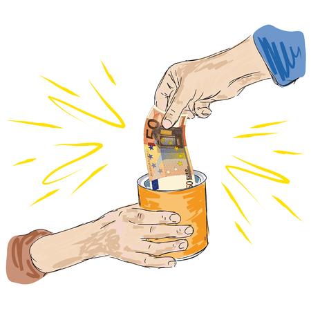 altruismo: caridad