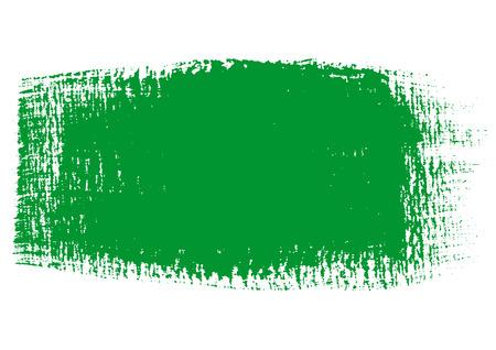 brushstroke: brushstroke flag Libya