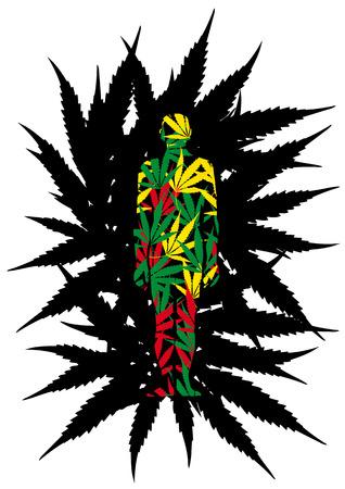 psychedelia: marijuana man