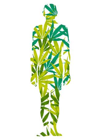reggae: la marijuana homme