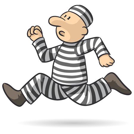 sentenced: prison break Illustration