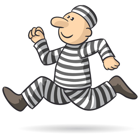 imprisoned: prison break Illustration